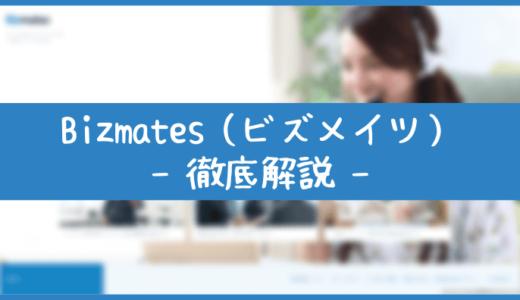 Bizmates(ビズメイツ)の口コミ評判|料金やレッスン内容、使い方など